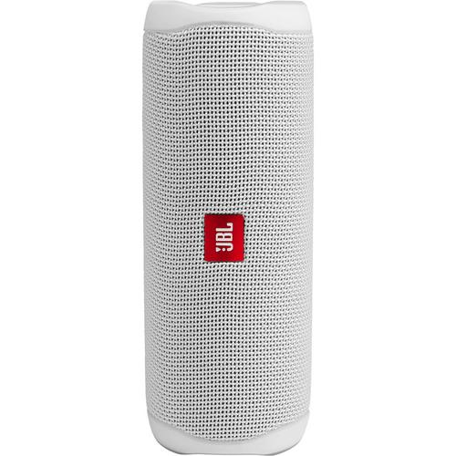 JBL Flip5 Portable Waterproof Speaker - Steel White