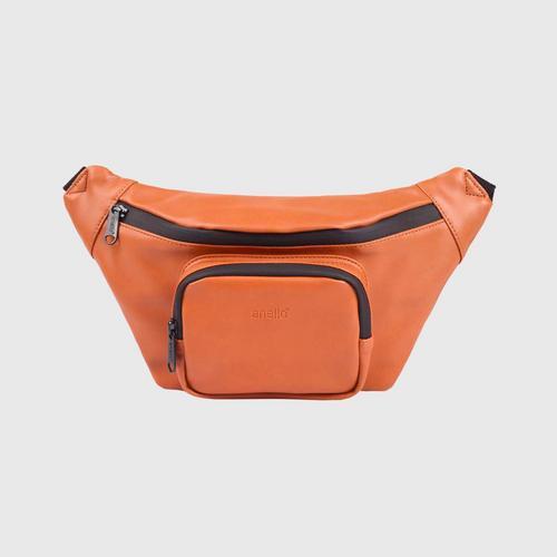ANELLO OS-S075-ALTON Reg. Waist bag-CAMEL
