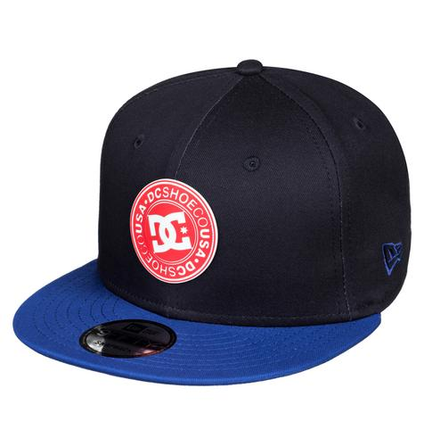 DC SHOES Speed Demon Snapback Hat  NAVY-Free Size