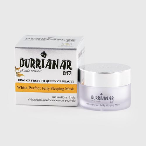 Durrianar By SQ White Perfect Jelly Sleeping Mask