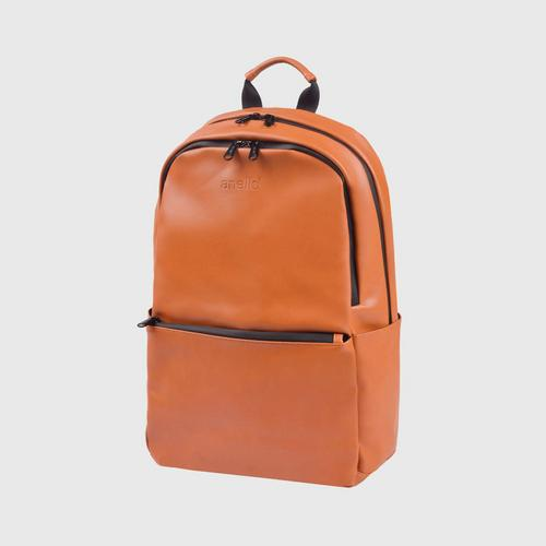 ANELLO OS-S076-ALTON Round Reg. Backpack-CAMEL