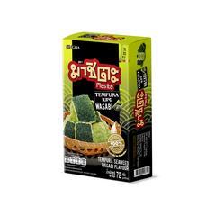 Masita Tempura Seaweed 72 G. Wasabi Flavor