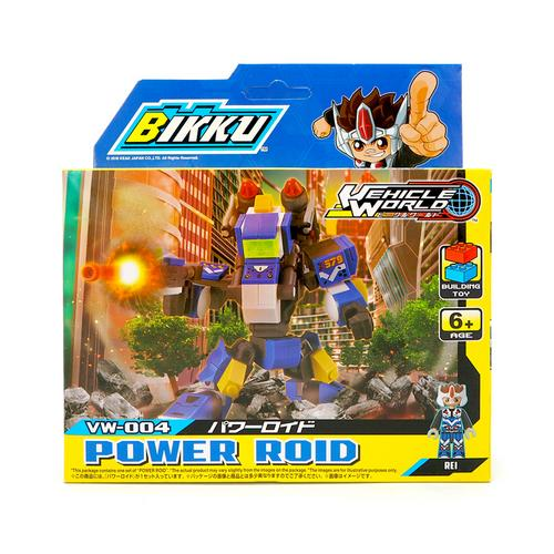 BIKKU Power Roid Lego