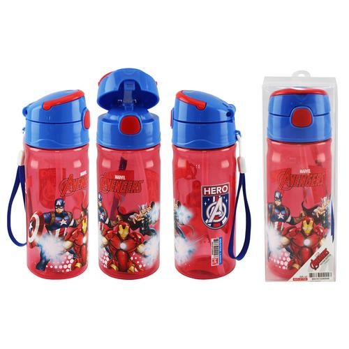 MARVELWater Bottle 500 ml BLUE
