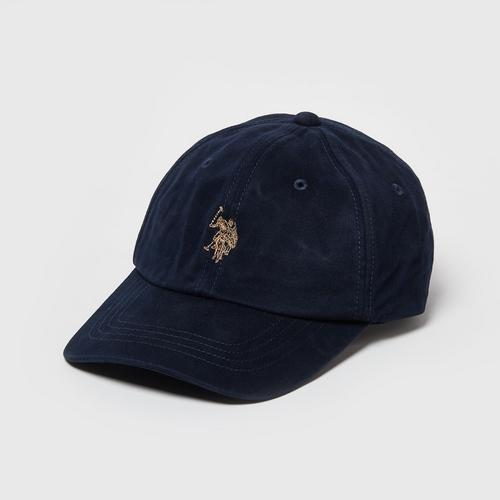 U.S. POLO ASSN. UAS547  HAT -NAVY (FREE SIZE)