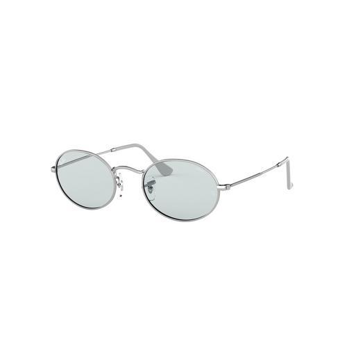 RAYBAN Silver Metal Sunglasses 0RB3547003/T354