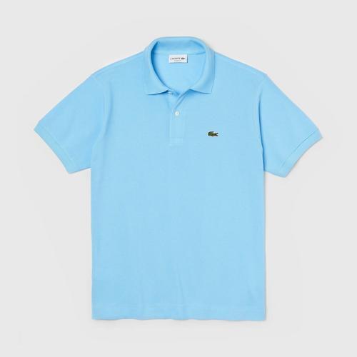 Lacoste Classic Fit L.12.12 Polo Shirt (Light Blue) - Size 2 (XS)
