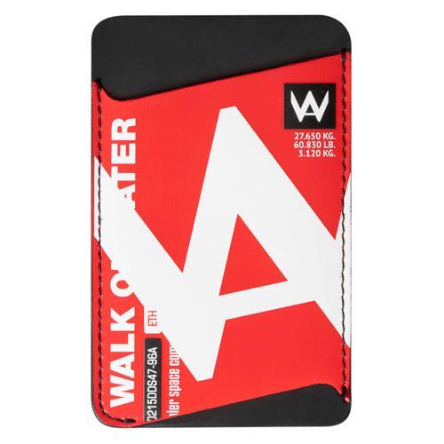WALK ON WATER Scarlet Card slot