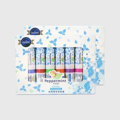 Peppermint Field 泰国花香鼻通香筒套装(6件)