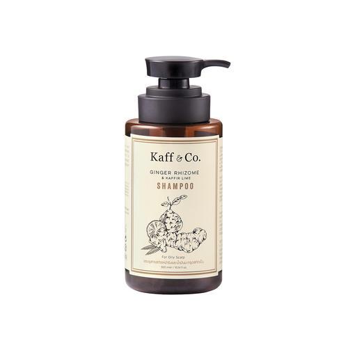 Kaff & Co. 冷榨姜&柠檬草油洗发水 300ml