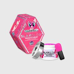 GLAMGLOW My Little Pony #GLITTERMASK GravityMud™ Firming Treatment -Pink Glitter 50g