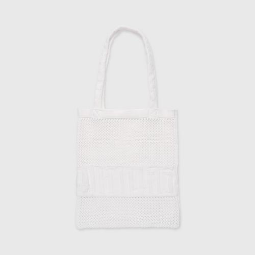 MAHANAKHON Knit Tote Bag White