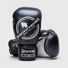MUAY THAI STREET Boxing size 14 OZ. - Black