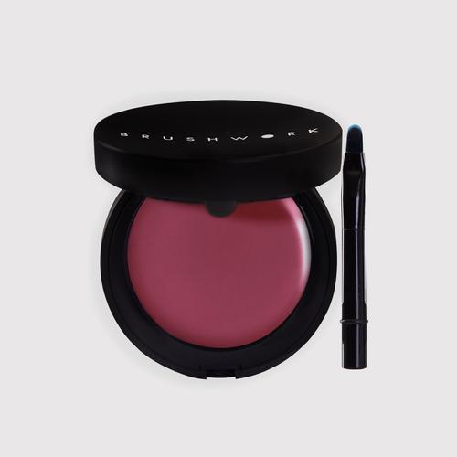 BRUSHWORK Colour Pot #515 for Lips, Cheeks, Eyes