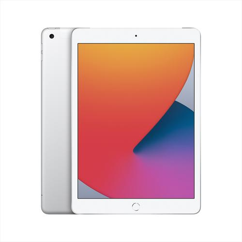 Apple iPad 8 (Wi-Fi + Cellular) Silver (32 GB)