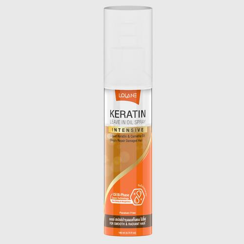 Lolane Intense Care Leave-in Oil Spray 140 ml.