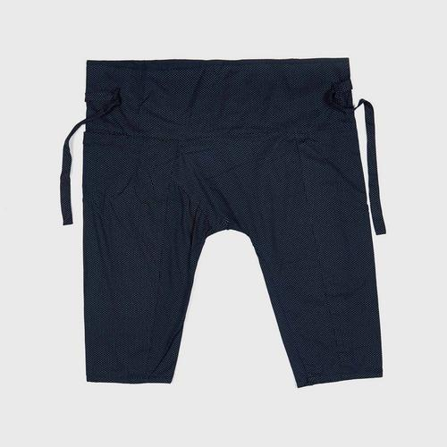 MOTTOM PANTS NAVY FREE SIZE