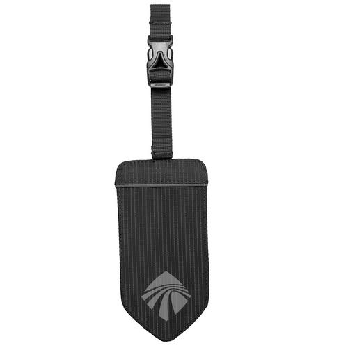 EAGLE CREEK Reflective Luggage Tag - Black