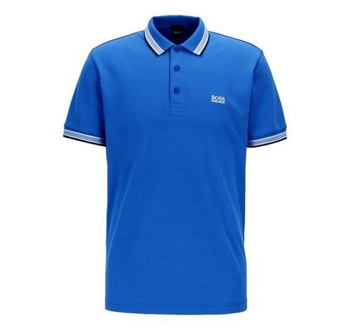 服装HUGO BOSS Paddy Polo Shirt (Light Blue) Size S