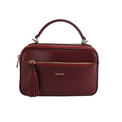 JACOB HANDBAG (RED)