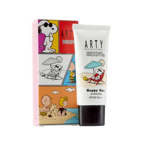 ARTY PROFESSIONAL X SNOOPY HAPPY SUN PROTECTION SPF50 PA+++ 25 G.
