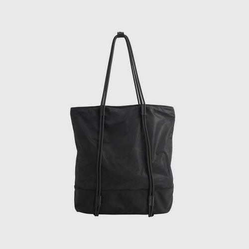 MAHANAKHON Pitch Black Tote Bag
