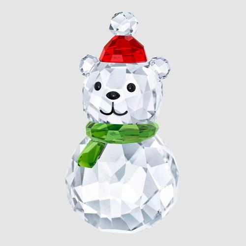SWAROVSKI Rocking Polar Bear