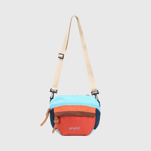ANELLO AT-B3636-NOSTALGIC Mini Shoulder Bag-ORANGE
