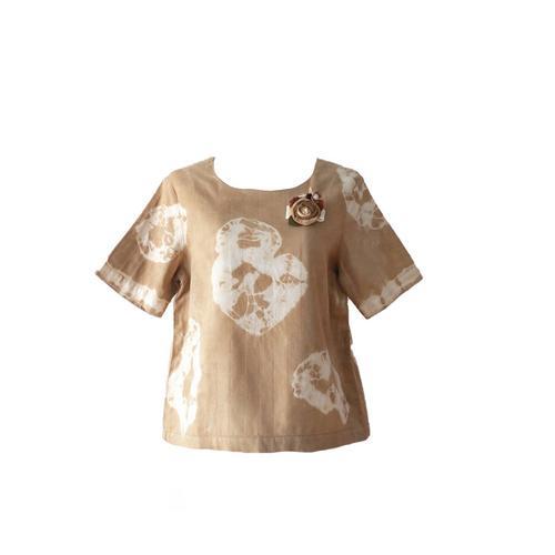 Mud more value - Round neck short sleeve T-shirt