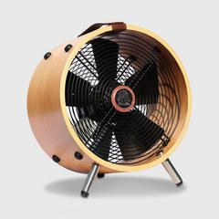 "VENZ ""Wooden Fan In style"" 12 Inch - Beech"