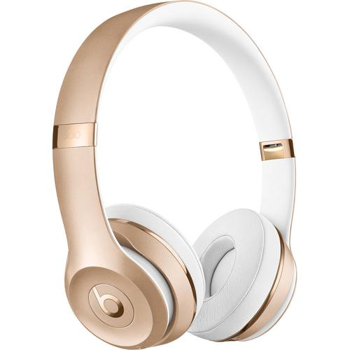 BEATS Solo3 Wireless  Headphones - Gold