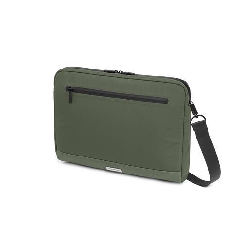 "MOLESKINE Metro Horizontal Device Bag 13"" - Moss Green"