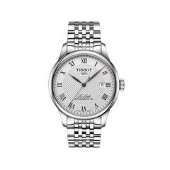 TISSOT Le Locle Gent Steel  39.3 MM (Silver Dial)