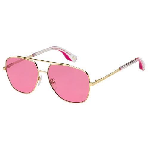 马克·雅可布 (MARC JACOBS) 太阳眼镜 Marc 271/S Gold Pink Steel 58mm
