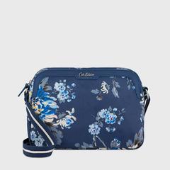 Cath Kidston Mini Samson Bag York Flowers Navy