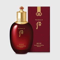 THE HISTORY OF WHOO Jinyulhyang Essential Revitalizing Balancer 150ml