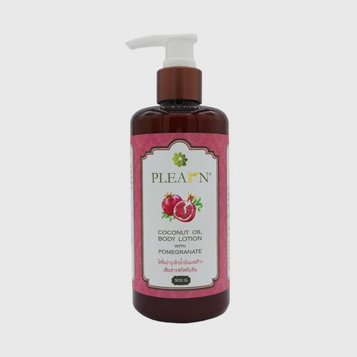 Plearn Coconut Oil Body Lotion With Pomegranate 300 g.