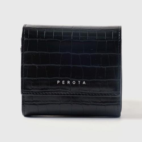 PEROTA  WALLET - BLACK