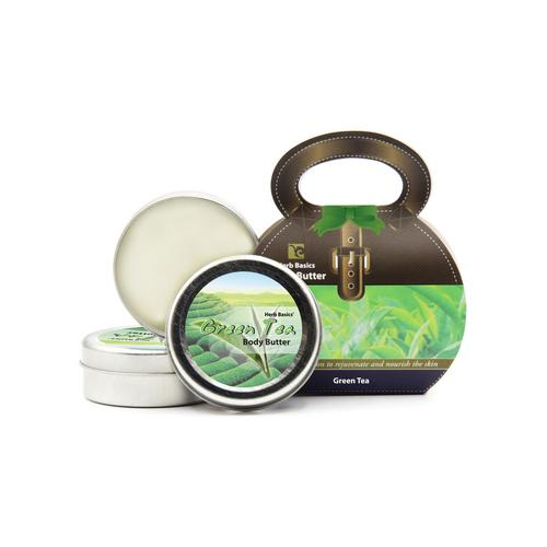 Herb Basics 绿茶身体黄油