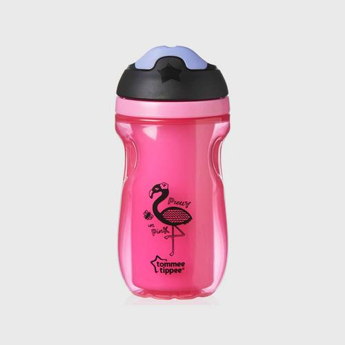 TOMMEE TIPPEE  Insulated Sip Cup - Pink