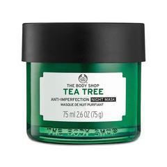 茶树抗瑕疵睡眠面膜