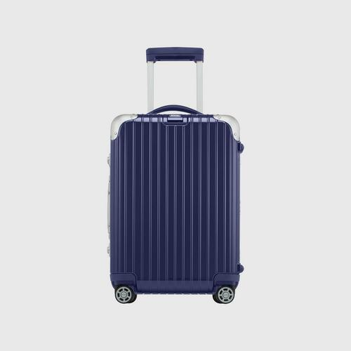 RIMOWA LIMBO CABIN MULTIWHEEL® 52 IATA CARRY ON SPINNER LUGGAGE - NIGHT BLUE