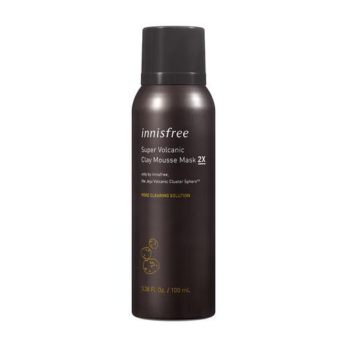 innisfree Super Volcanic Clay Mousse Mask 2X 100ml