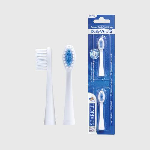 Sparkle Refill Sonic Toothbrush Daily White Plus