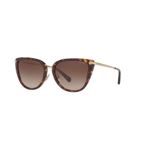 COACH Dark Tortoise Acetate Sunglasses 0HC827651201356