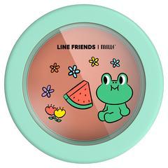 MILLE Line Friends l Mille Lovable Blusher 5g #05 Leonard