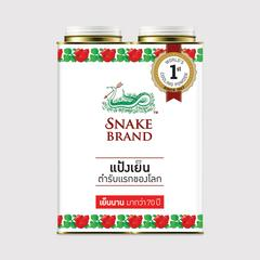 Snake Brand Prickly Heat Powder Classic (Twin Pack)