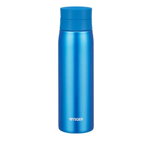 TIGER Stainless Steel Vacuum Bottle 500 ml. MCY - Blue