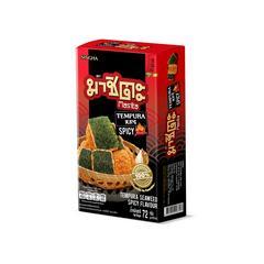 Masita Tempura Seaweed 72 G. Spicy Flavor