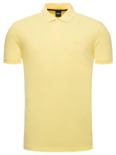 服装HUGO BOSS Pallas Pique Polo (Yellow) Size S